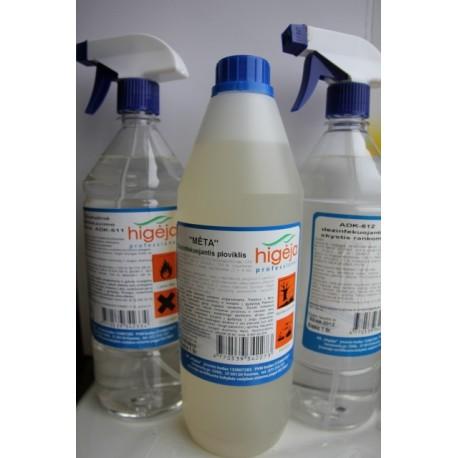 Dezinfekavimo priemonės kirpykloms