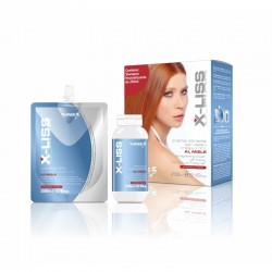 X-LISS rinkinys plaukų tiesinimui