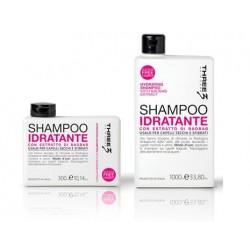 Three Hydrating drėkinantis šampūnas