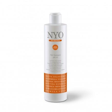 NYO No Orange oranžinį atspalvį neutralizuojantis šampūnas
