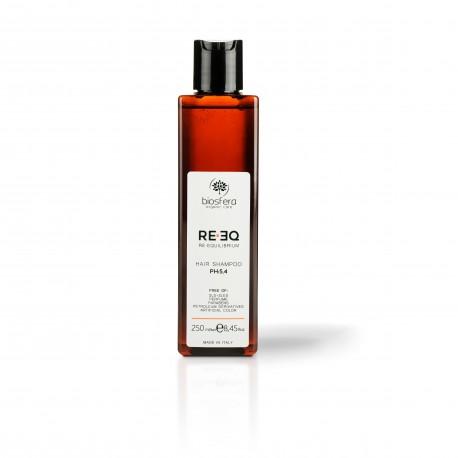 Energizuojantis plaukų šampūnas su eukaliptų ir cinamono eteriniais aliejais