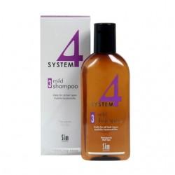 3 Mild Climbazole šampūnas